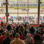 Seating at Fonner Park will be limited to 75% capacity for live racing