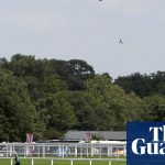 Drone wars over UK racetracks after courses say live streams are illegal