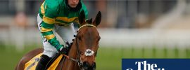 Champ moves second-favourite for Gold Cup after impressive Newbury outing
