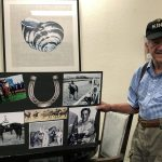Hall of Fame jockey Bobby Ussery maintains passion for horse racing
