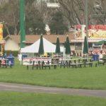 Horse racing returns to Alameda County Fairgrounds