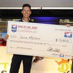 Justin Mustari NHC champ