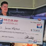 A payday at the races for Justin Mustari